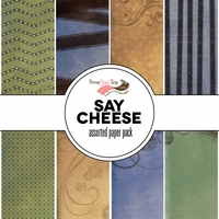 Say Cheese Assorted 12 x 12 Pattern Pack