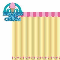 Seasoned With Magic: Beaches and Cream 2 Piece Laser Die Cut Kit