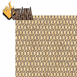 Seasoned With Magic: Ohana 2 Piece Laser Die Cut Kit