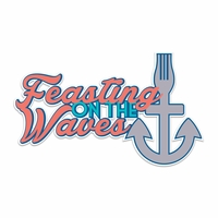 Setting Sail: Feasting On The Waves Laser Die Cut