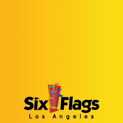 Six Flags: Custom 12 x 12 Paper