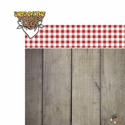 Snack Attack: Turkey Legs 2 Piece Laser Die Cut Kit