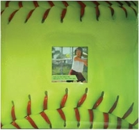 Softball 12 x 12 Scrapbook Album