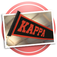Sorority & Fraternity Scrapbooking