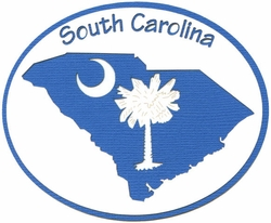 South Carolina Scrapbooking