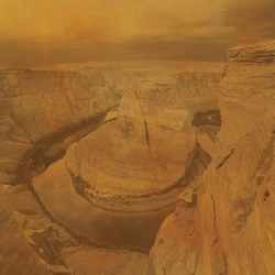 Southwest: The Grand Canyon 12 x 12 Paper