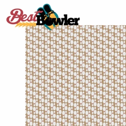 Spare Me: Best Bowler 2 Piece Laser Die Cut Kit