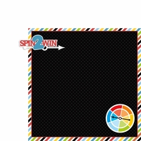 Spin 2 Win 2 Piece Laser Die Cut Kit