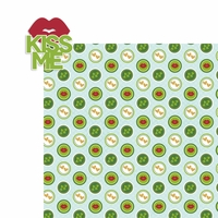 St. Patty: Kiss Me 2 Piece Laser Die Cut Kit