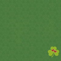 St. Patty: Lucky to 12 x 12 Paper