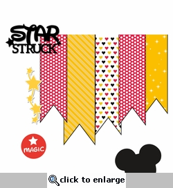 Star Struck Page in a Bag Kit