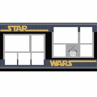 Star Wars 2 Page Layout Kit