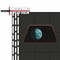 Star Wars: Meeting Kylo Ren 2 Piece Laser Die Cut Kit