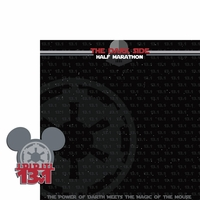 Star Wars Run: 13.1 2 Piece Laser Die Cut Kit