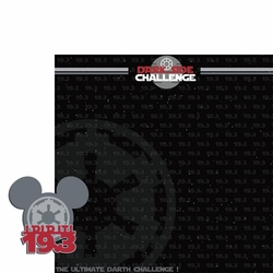 Star Wars Run: 19.3 2 Piece Laser Die Cut Kit
