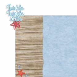 Starfish: Twinkle 2 Piece Laser Die Cut Kit