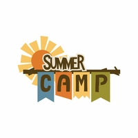 Summer Camp Laser Die Cut