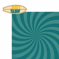 Surf's Up: Just Surf 2 Piece Laser Die Cut Kit
