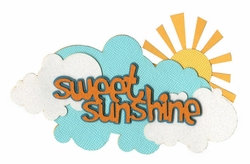 2SYT Sweet Sunshine Laser Die Cut