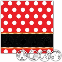 SYT 1-2-3 Theme Park Emblem 12 x 12 Layout Kit