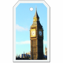 Tag-UR-It: Big Ben Sky Photo Tag