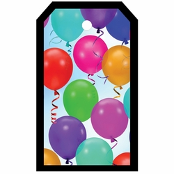 2SYT Tag-UR-It Birthday Balloons Photo Tag