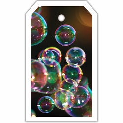 Tag-UR-It Bubbles Photo Tag