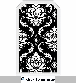 SYT Tag-UR-It Damask Photo Tag