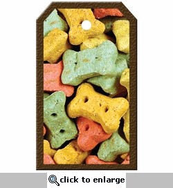 SYT Tag-UR-It Dog Treats Photo Tag