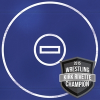 Take Down!: Custom Wrestling Mat 12 x 12 Paper