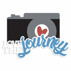 Take Flight: Love Journey Laser Die Cut