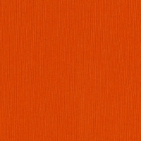Tangelo Grasscloth 12 X 12 Bazzill Cardstock (Orange)