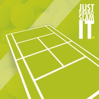 Tennis: Slam It 12 x 12 Paper