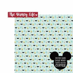 The Disney Life 2 Piece Laser Die Cut Kit