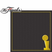 The Finals: Trophy 2 Piece Laser Die Cut Kit