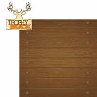 The Hunter: Trophy Buck 2 Piece Laser Die Cut Kit