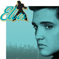 The King: Elvis 2 Piece Laser Die Cut Kit