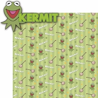 The Muppets: Kermit 2 Piece Laser Die Cut Kit