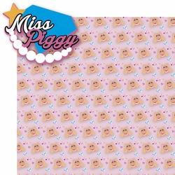 The Muppets: Miss Piggy 2 Piece Laser Die Cut Kit