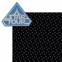 The Studios: Star Tour  2 Piece Laser Die Cut Kit