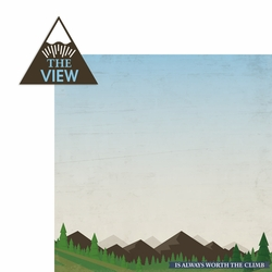 The View 2 Piece Laser Die Cut Kit