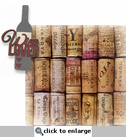 The Winery: Wine Lover 2 Piece Laser Die Cut Kit