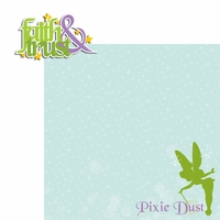 Tink: Faith Trust 2 Piece Laser Die Cut Kit