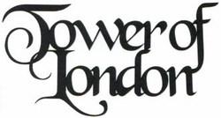 Tower Of London Laser Title Cut