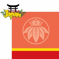 Travel The World: Japan 2 Piece Laser Die Cut Kit