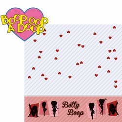 Universal: Betty Boop 2 Piece Laser Die Cut Kit