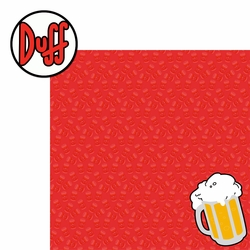 Universal: Duff 2 Piece Laser Die Cut Kit