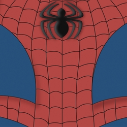 Universal: Spiderman 12 x 12 Paper