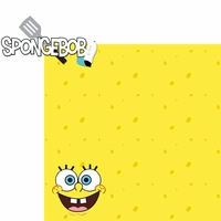 Universal: Spongebob 2 Piece Laser Die Cut Kit