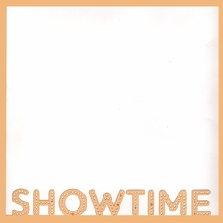 1SYT Vegas Baby: Showtime 12 x 12 Overlay Laser Die Cut